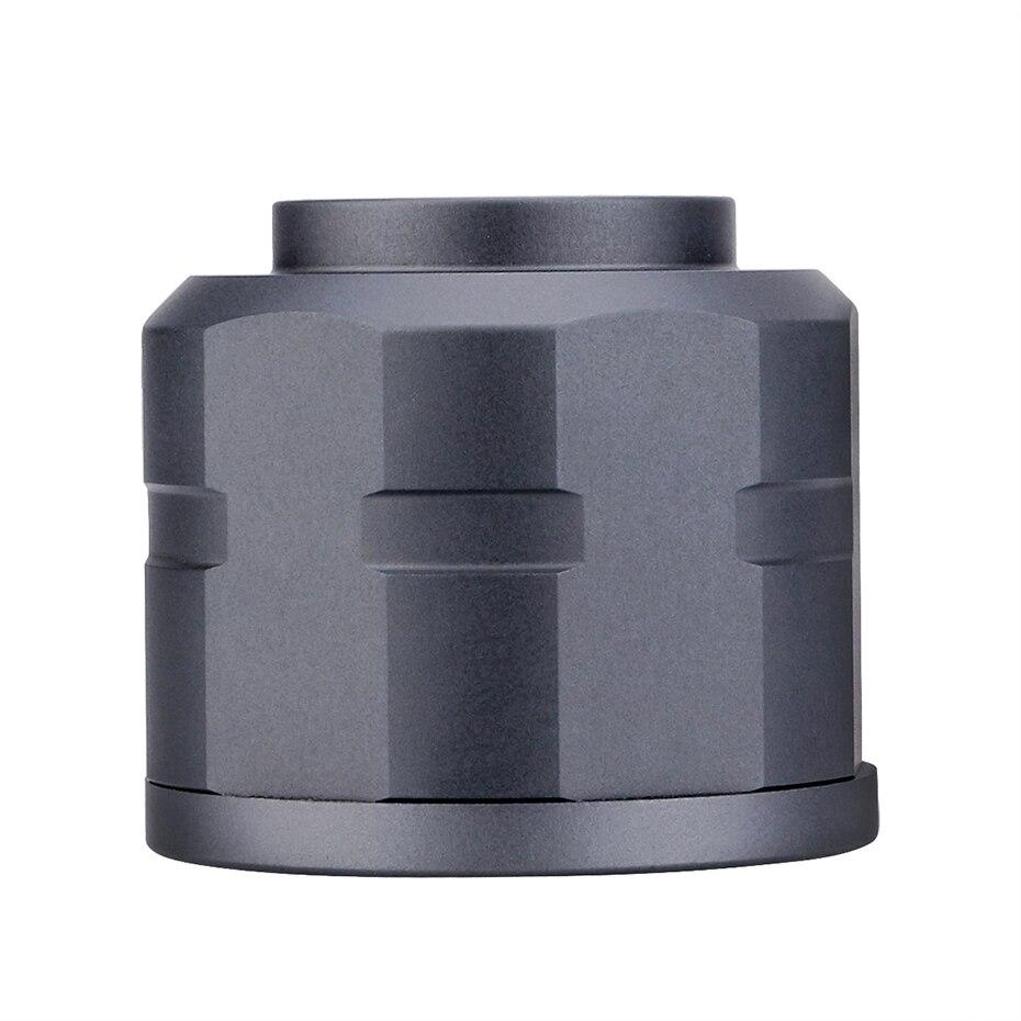 lowest price 8x21 Compact Zoom Binoculars Long Range Folding HD Powerful Mini Telescope Bak4 FMC Optics Hunting Sports Black Kids Telescope