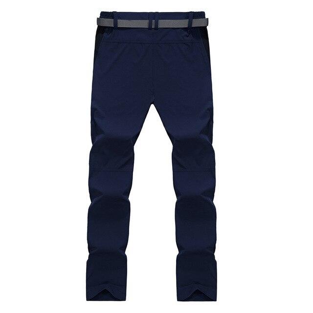 Tactical Waterproof Pants Men Cargo Spring Summer Quick Dry Trousers Men's Outdoor Sports Trekking Camping Fishing Pants 4XL 18