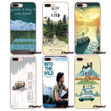 Into the Wild 2007 TPU Custodia Morbida In Silicone Per Samsung Galaxy S3 S4 S5 MINI bordo S6 S7 S8 Più Nota 2 3 4 5 Grand Core Prime(China)