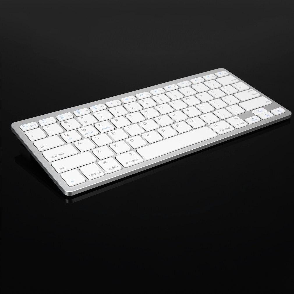 Wireless Bluetooth Keyboard Hot Sale For Air ipad Mini Mac Computer PC Macbook-2