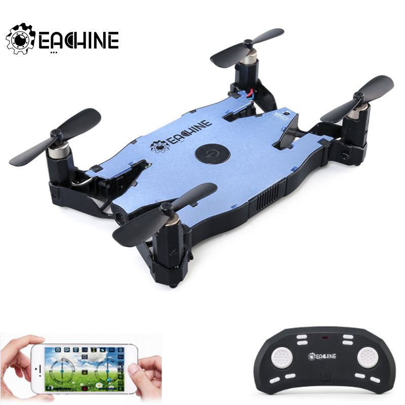 In Stock! Eachine E57 WiFi FPV Selfie Drone With 720P Camera Auto Foldable Arm Altitude Hold RC Quadcopter RTF
