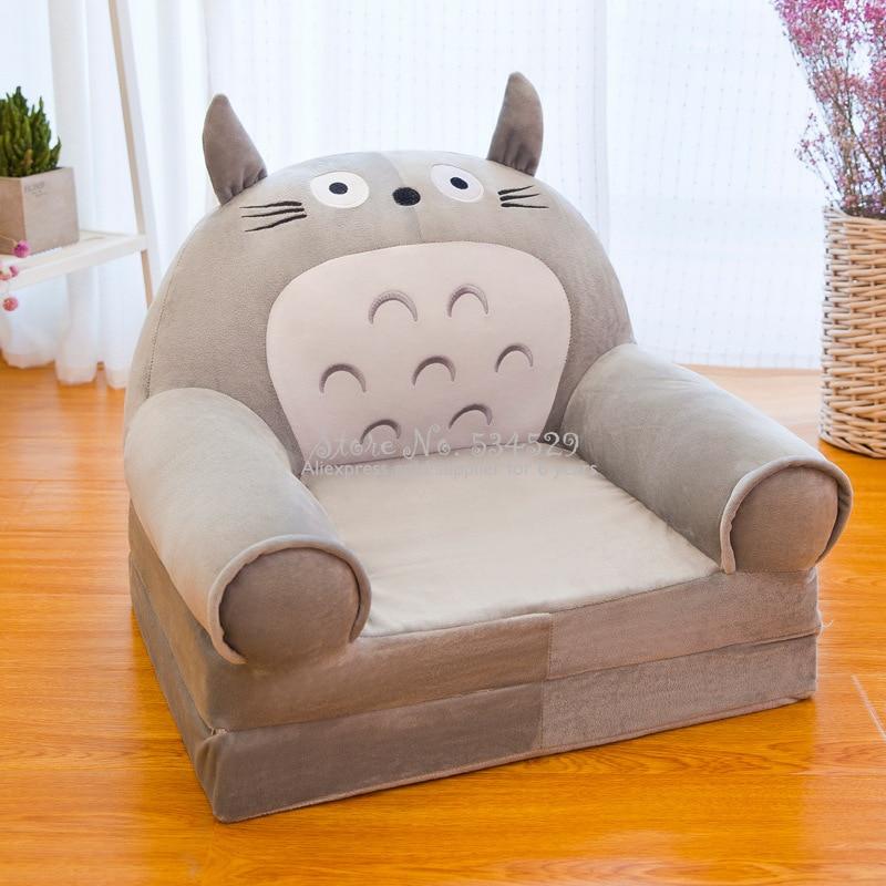 5% разобранный детский диван, модный детский диван, складной мультяшный милый детский мини-диван, диван для детского сада 5