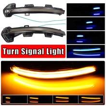Dynamische Blinker Led Richtingaanwijzer Lamp Voor Vw Passat B8 Variant 2015 2020 Arteon Licht Spiegel Indicator Sequentiële