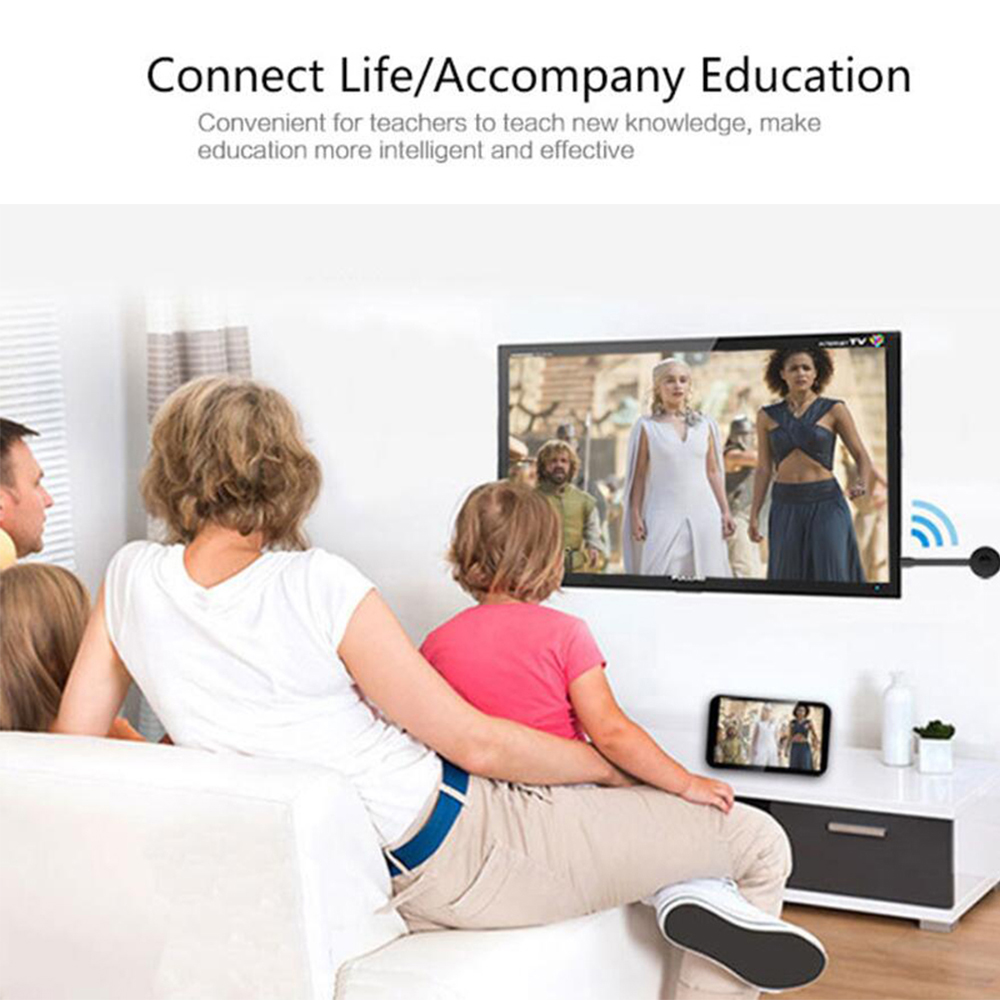 TV Stick 5G Wifi HD 1080P G7S Display Receiver Anycast TV Receiver HDMI Miracast TV Dongle