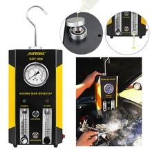 Оригинальный дымовой генератор AUTOOL SDT206 для автомобилей, машины для дыма, локатор утечки, автомобильный диагностический детектор утечки, SDT 206