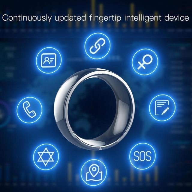 JAKCOM R4 bague intelligente Super valeur comme mx9 smartphone blanc laveuse à main iwown esp32 bond bracelet tactile couple astos montre