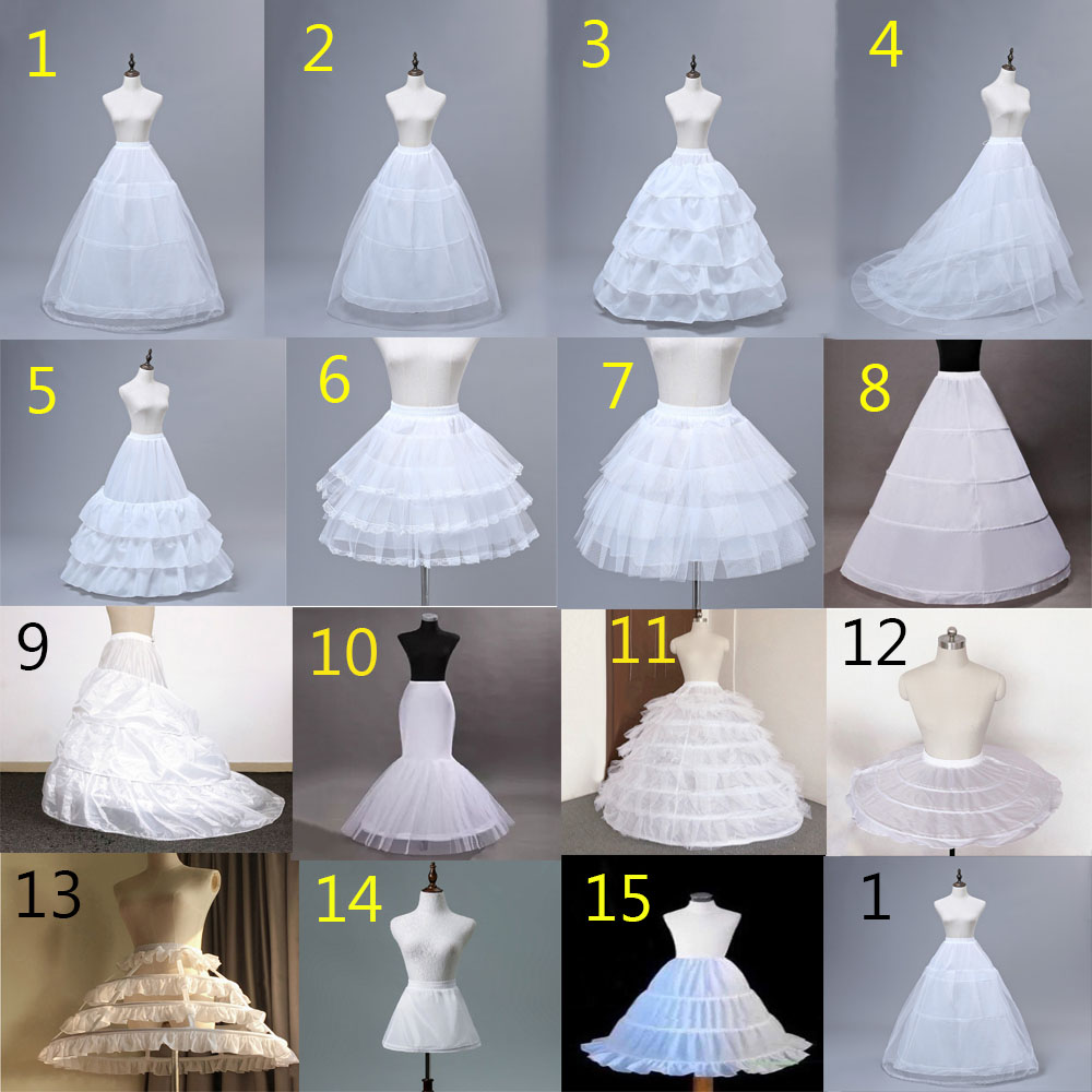 E JUE SHUNG Wedding Petticoat Crinoline Slip Underskirt Short Dress Cosplay Petticoat Little Girl Petticoat