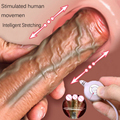 Реалистичный фаллоимитатор, вибратор для массажа точки G, мастурбация, реалистичный реальный пенис, секс-игрушки для женщин, секс-шоп для вз...