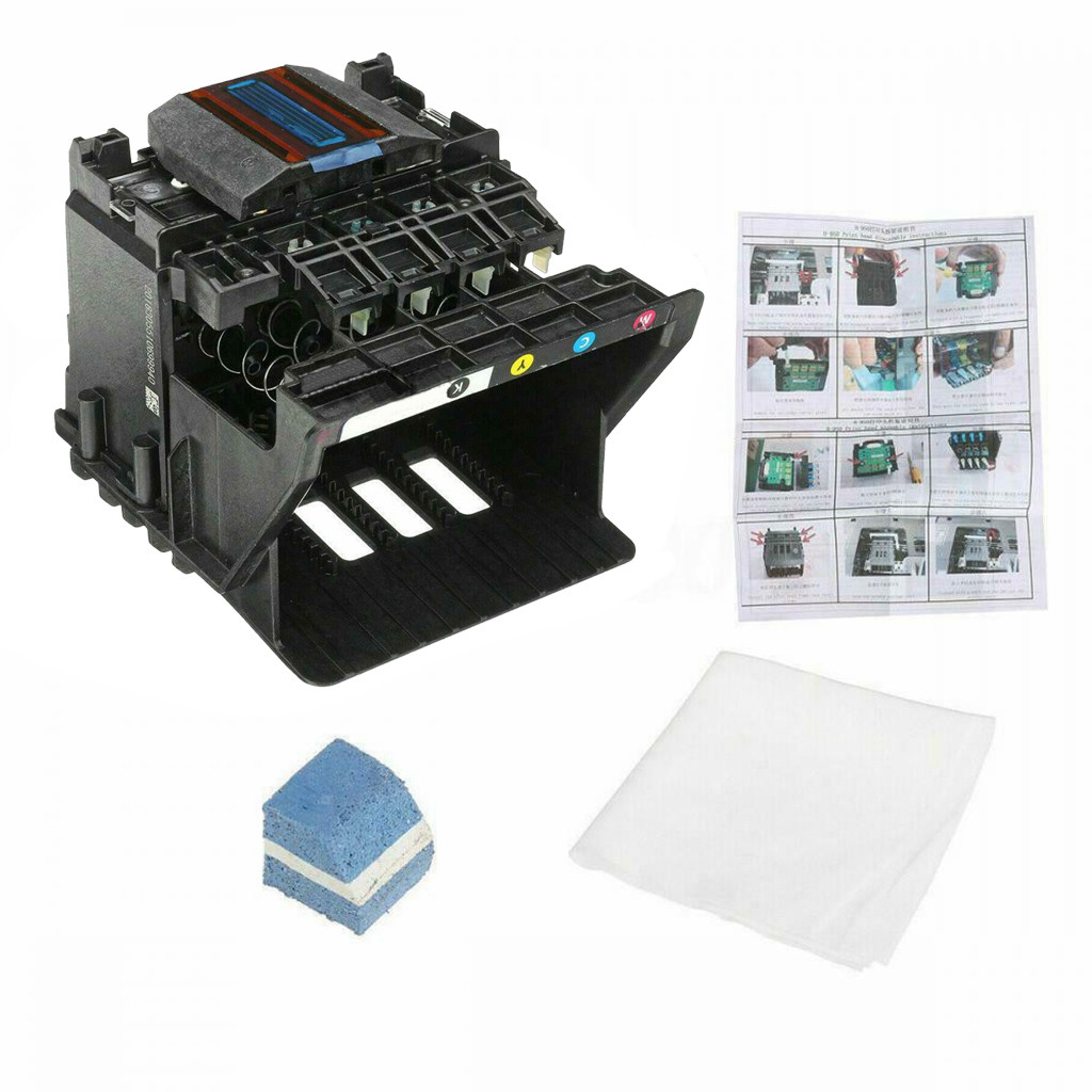 Cabezal de impresi/ón para impresoras HP-Officejet Pro 8100//8600//8610 8620//8650//950 instalaci/ón profesional altamente recomendada