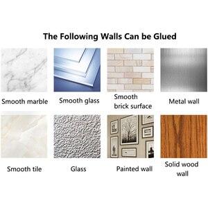 Image 4 - Baffect Wand Regal für Küche Eisen Wand Montiert Lagerung Regale Organizer Gewürz Gläser Halter Rack Spice Rack Paste up/bohrer