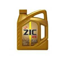Zic Масло Моторное 5w30 Zic X9 Ls 4л Синтетика B3/B4/C3/A3 Zic 162905