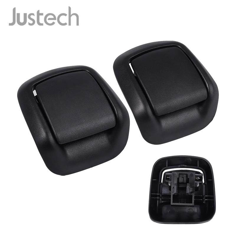 Justech 2Pcs Car Seat Tilt Handle 1417521 1417520 For Ford Fiesta Mk6 VI3 Door Version 2002-2008 Front Left Right Handle