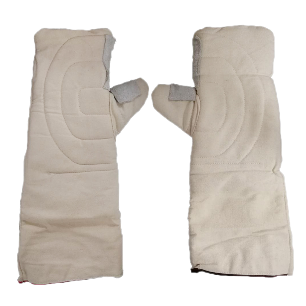 BBQ Oven Gloves Kitchen Heat Resistant For BBQ Grilling Boiling Oven Mitts