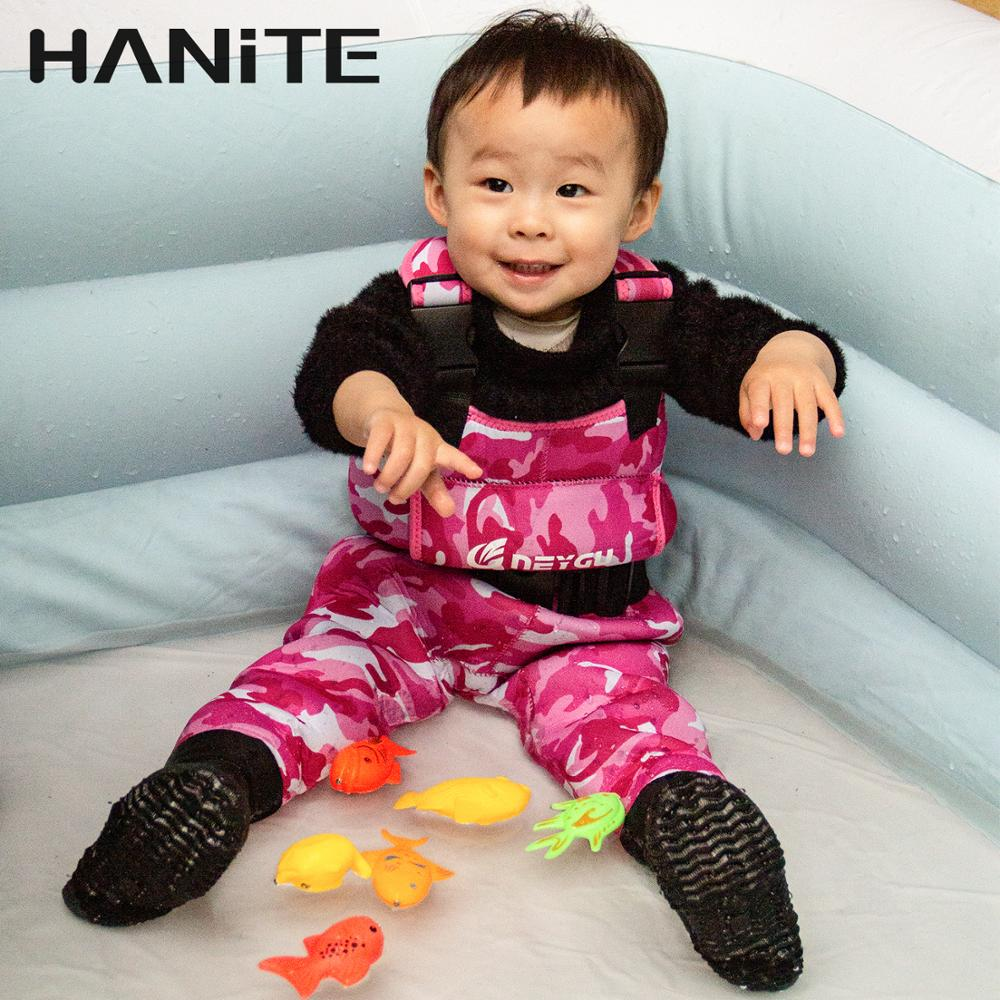 hanite 5mm engrossado criancas neoprene termico 04