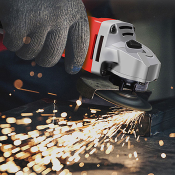цена на 220V Angle Grinder Home Multi-function Small Hand Sand Wheel Grinding Hand Grinding Portable Electric Angle Grinder