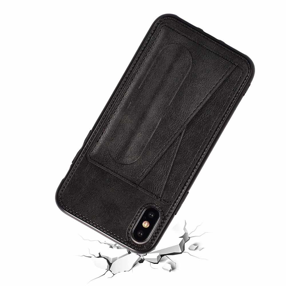 FLOVEME Telefon Fall Für iPhone 11 Fall Für iPhone 11 Pro Max Leder Fall Abdeckung 2019 Karte Slot Halter 11pro max Brieftasche Stand Capa