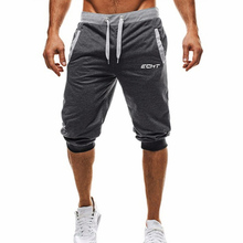 2019 New Fitness short jogging casual workout clothes men's