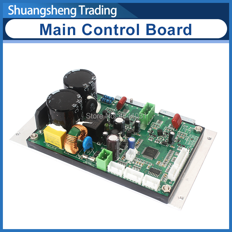 Main Control Board Lathe power drive board WM210V <font><b>brushless</b></font> <font><b>motor</b></font> Oringial Electric Circuit Board image