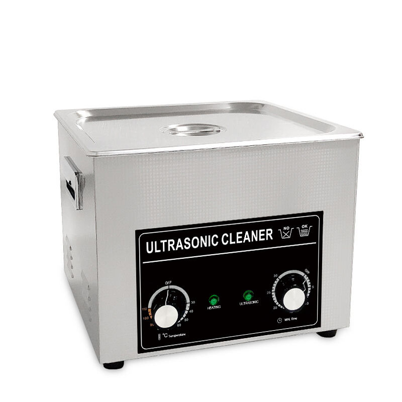 22L 30L Ultrasonic Cleaner 480W~900W 40KHZ Mechanical Timer Heater Remove oil Lab Car Dental Hardware Jewelry Glasses Cleaning