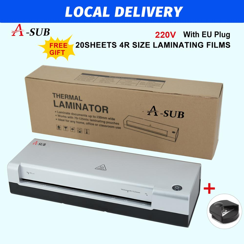 A4 Laminatorlaminating Machine 2 Roller System for Use for Home Office or School Suitable for use with Photos