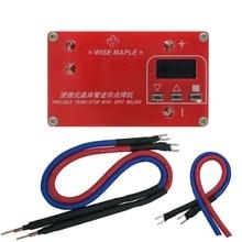 Machine Spot-Welder Welding Portable 18650 Battery Mini DIY WM Power-Supply Upgraded