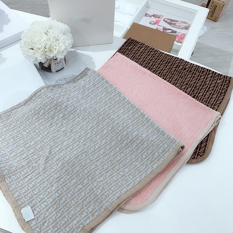 2020 New Baby Cotton Brand Blanket