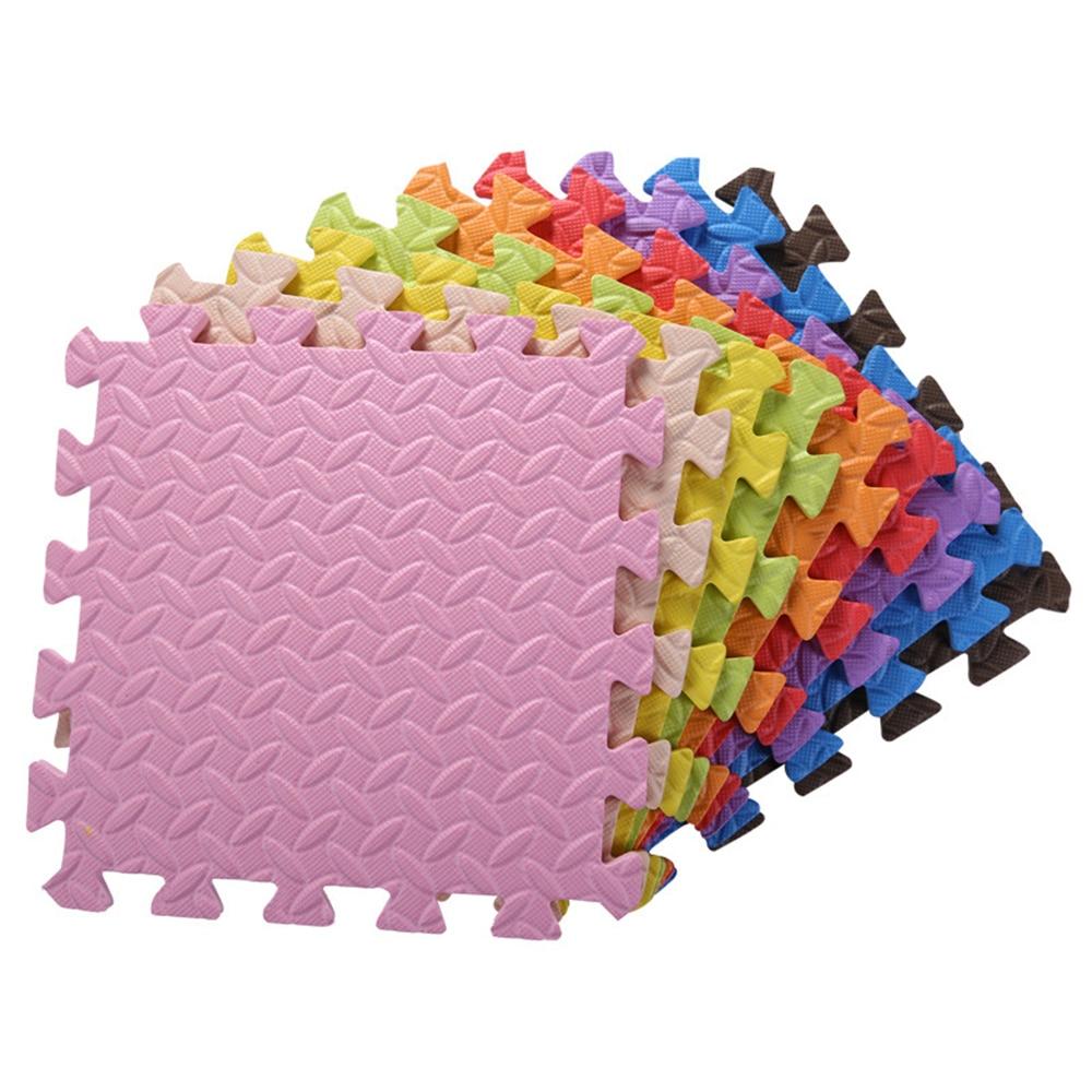 9 pièces bébé jouer puzzle tapis mousse Puzzle jouer tapis de sol tapis développement ramper tapis pour enfants bébé jouer salle de sport ramper tapis