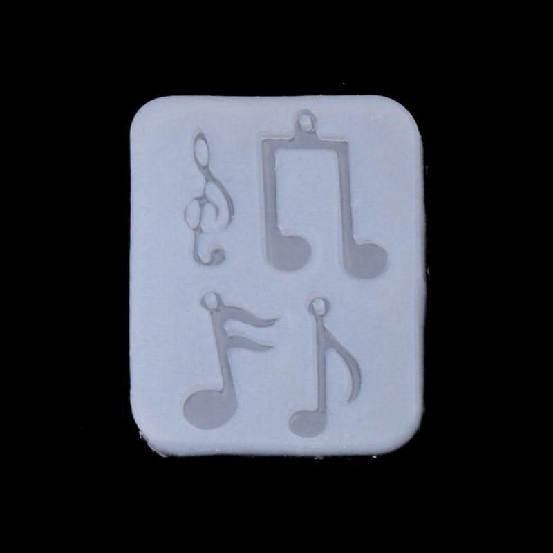 Clear Silicone Mold DIY Animals Pendant Necklace Epoxy Resin Mold Craft Tool DIY Pendant Accessories Jewelry Making Tool