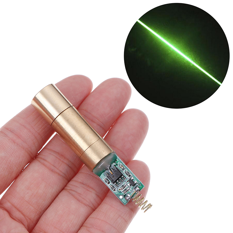 532nm Green Line Laser Module/laser Diode/light Free Driver/lab/steady Working