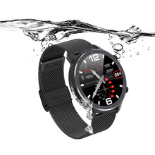 цена на Smart Watch Men Women ECG Heart Rate Blood Pressure Monitor 1.3 inch Full Screen Touch IP68 Waterproof Fitness  Sport Smartwatch