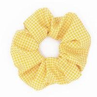 Plaid-Yellow
