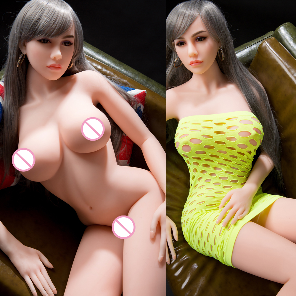 Sexy Star big breast <font><b>sex</b></font> <font><b>dolls</b></font> <font><b>165</b></font> <font><b>cm</b></font> Soft Solid With Metal Skeletont Life Size Female For Men Vagina Anal Oral <font><b>sex</b></font> image