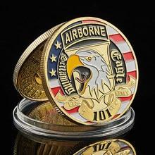 2020 USA Army 101st Ariborne Division Commemorative Challenge Coin Token