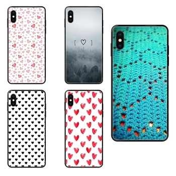Loving Heart Pattern Women Wallet For Galaxy A10S A20 A20S A20E A21S A30S A40 A50 A70 A71 A70E A5 A6 A7 A8 A10 2017 2018 image