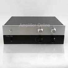 1PCS Full Aluminum BZ4307 Amplifier Chassis / Preamplifier / DAC Case / AMP Enclosure / Case / DIY Box AP34