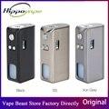 Оригинал Hippovape Kudos 80 Вт Squonker MOD 7 5 мл емкость бутылки питание от 18650 батареи vape mod vs Drag 2/Aegis solo/GEN