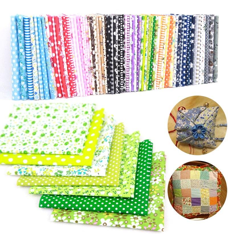 25x25 см из хлопка с принтом ткань шитье стеганое ткани для пэчворка Рукоделие Шитье DIY ручной работы аксессуары