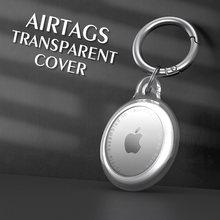 Funda protectora de silicona para AirTags, funda protectora antiarañazos y anticaída, funda para llaves