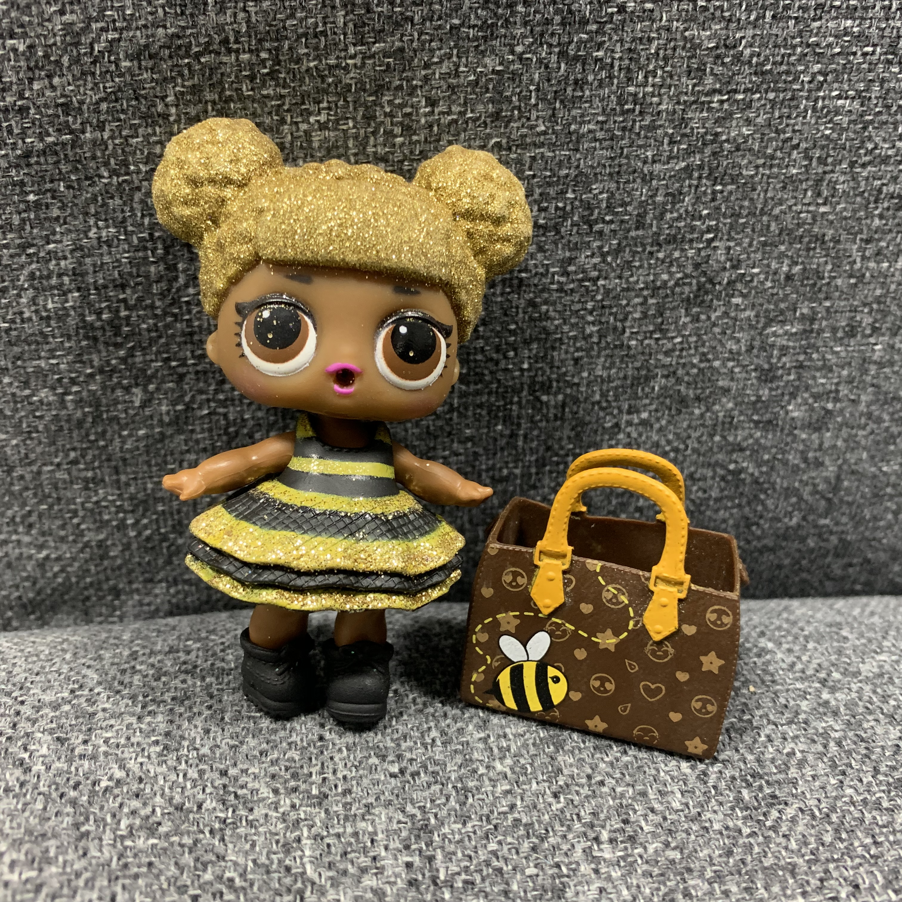 LOL Doll Surprise Original Queen Bee Rare Style Toys Dolls Action Figure Model Girl Christmas Gift