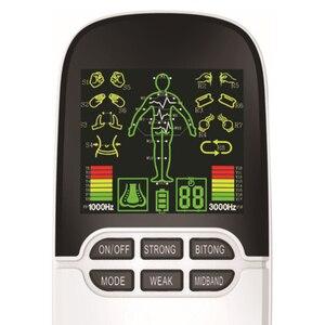 Image 4 - Masajeador Tens EMS Boby, rinitis, aliviador de alergia, electroestimulación Estimulador muscular, fisioterapia Meridiana