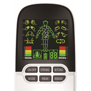 Image 4 - 十 ems boby マッサージ鼻炎アレルギーリリーフ投手電気刺激筋肉刺激 electrostimulator 子午線理学療法