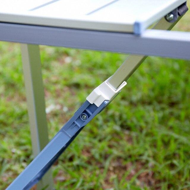 Aluminum Camping Table Set 3