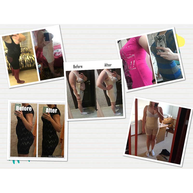Fräulein Moly Full Body Shaper Modellierung Gürtel Taille Trainer Butt Heber Oberschenkel Minderer Höschen Bauch Control Push Up Shapewear Korsett