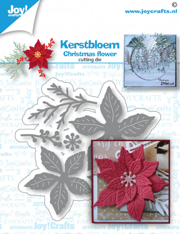 New Metal Cutting DiesChristmas flower for Scrapbooking Steel Craft Die Cut Embossing Paper Card Album