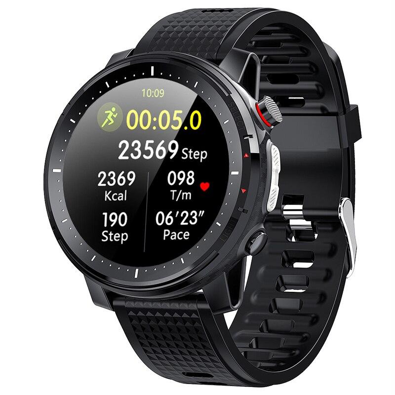 Умные часы для мужчин, Android IP68, водонепроницаемые спортивные умные часы для фитнеса, умные часы с индивидуальным дизайном лица для мужчин и ж...