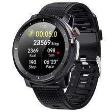 Relógio inteligente homem android ip68 à prova dip68 água esportes de fitness relógio inteligente personalizado rosto smartwatch para mulheres dos homens xiaomi huawei iphone