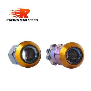Image 4 - 20 Uds Racing Modificación de coche tuerca de neumático M12x1.5 tuercas de rueda para Honda, Toyota, Mitsubishi, Hyundai, Mazda, Kia,Subaru,Suzuk