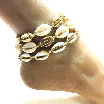Vintage Color oro de khauri, tobillera de mujeres para la oreja de...