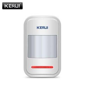 Image 2 - KERUI P819 433Mhz Wireless PIR Motion Detector P831Mini size Motion Sensorทำงานร่วมกับKERUI K52 W18 G18 W20นาฬิกาปลุกระบบ
