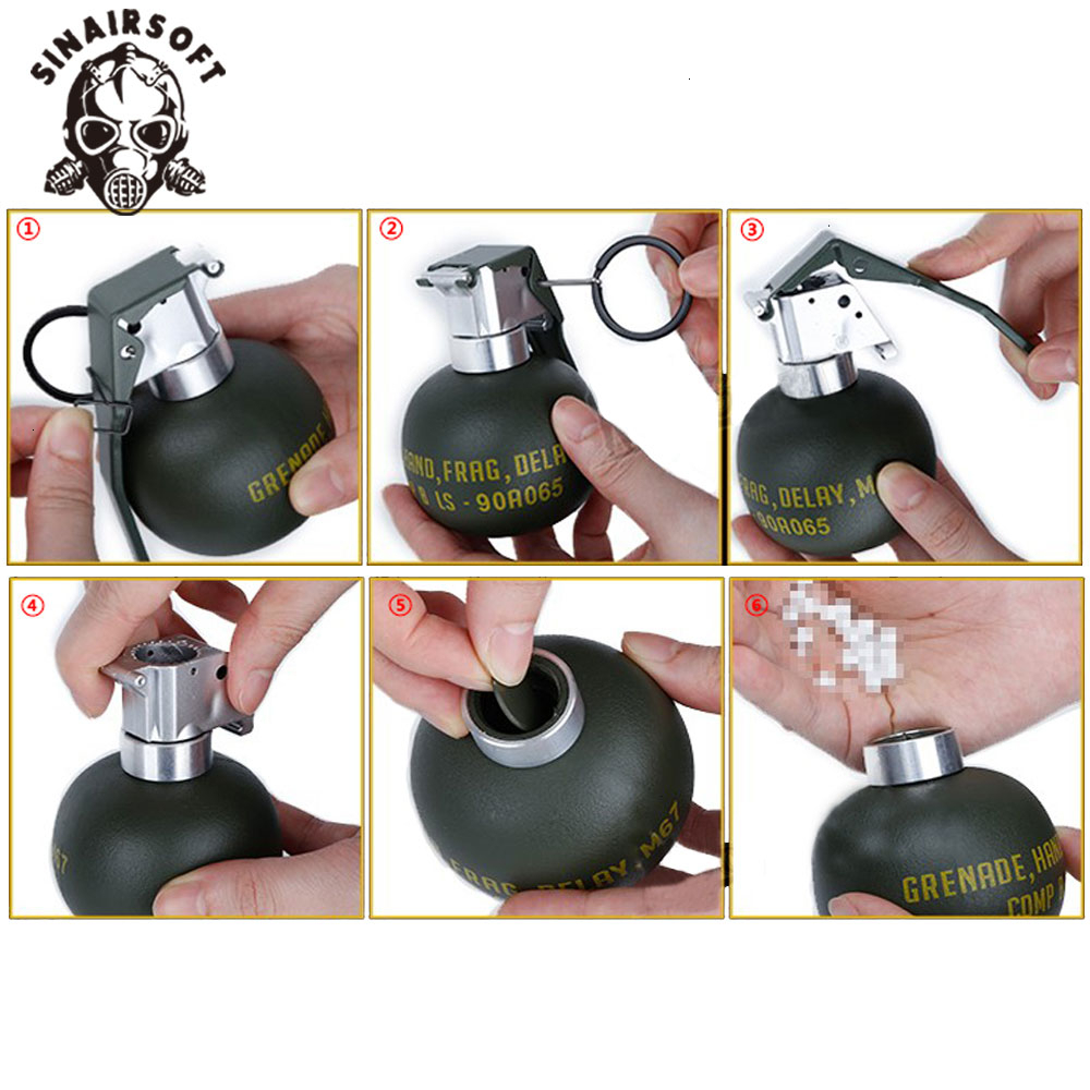 Ultimate SaleCostume Ball Paintball-Accessories Frag Grenade Dummy-Model Bb-Pouch Molle-System Wargame